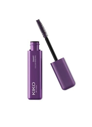 KIKO Smart Colour Mascara - 01 Mor